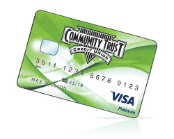View Community Trust Credit Cards